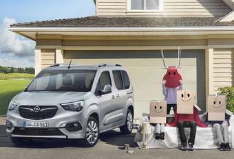 Expérience d'autopartage en Opel à Anvers et Nivelles #1