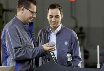 Volkswagen : L'impression 3D pour des pièces métalliques #1