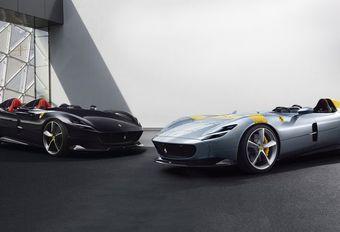 Ferrari Monza SP1 & SP2: op basis van de 812 Superfast #1