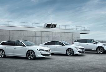 Peugeot : voilà les 3008 et 508 hybrides rechargeables #1