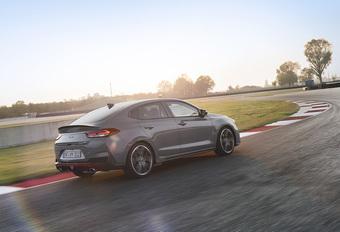 Hyundai i30 Fastback N: 275 pk voor België #1