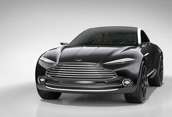 Aston Martin : 5000 SUV/an ? #1