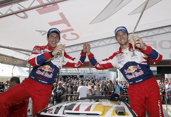 Vijfvoudig WRC-kampioen Sébastien Ogier keert terug naar Citroën #1