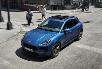 Porsche Macan : nouveau moteur turbo #1