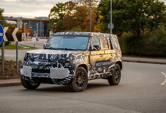 Wat weten we al over de Land Rover Defender? - update: de motoren #1