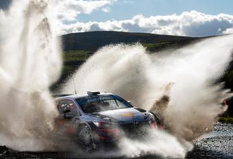 Thierry Neuville behoudt WK-leiding na zware rally van Wales #1