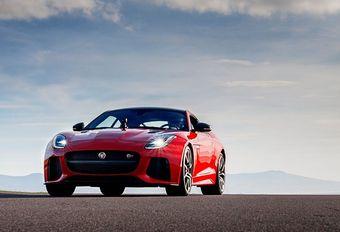 Een BMW V8 voor de Jaguar F-Type? #1