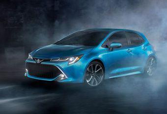 Toyota : le retour d'une Corolla