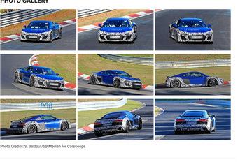 Audi R8 2019 : Elle tourne avec 630 ch ? #1
