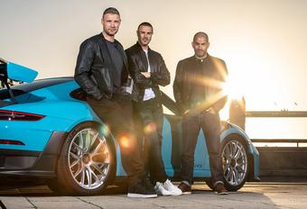 Niet een, maar twee nieuwe Top Gear-presentatoren #1