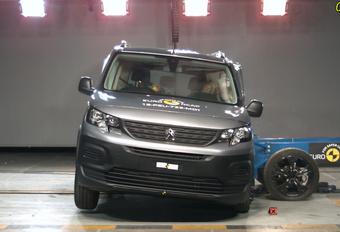 EuroNCAP: waterstof aan de top, de ludospace krijgt 4 sterren #1