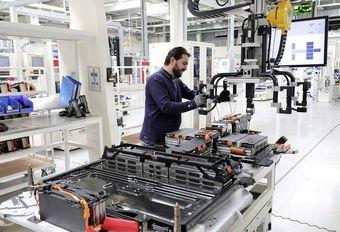 Volkswagen verbouwt fabrieken voor elektrische auto's #1