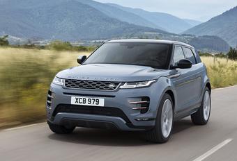 Officieel: de nieuwe Range Rover Evoque (2018) #1