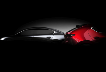 Nieuwe Mazda 3 als Europese première in Brussel #1