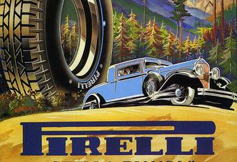 Pirelli Stella Bianca: De terugkeer van niet-radiaalbanden voor oldtimers  #1