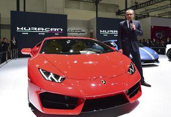 Lamborghini : atmosphériques mais hybrides #1