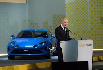Renault : Carlos Ghosn provisoirement remplacé par un duo #1
