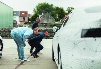 De Peugeot 508 blind gestest : Raad eens… #1