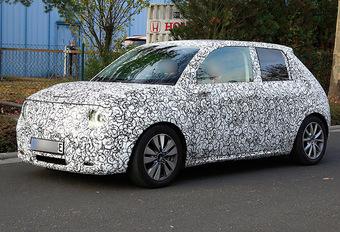 Honda Urban EV: productieversie gespot! #1