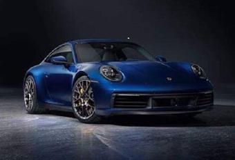 Hier is de nieuwe Porsche 911 (992)! #1