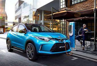 Honda Everus VE-1: elektrisch voor China #1