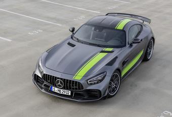 Mercedes-AMG GTR Pro is harder,  niet krachtiger #1