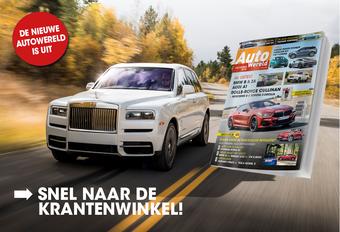 Dossier elektrische wagens in AutoWereld van december #1
