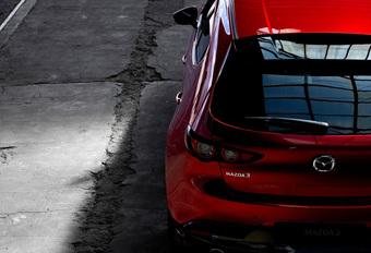 Mazda-baas: