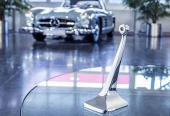 Mercedes Collection : impression 3D de pièces introuvables #1