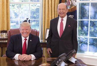 Trump: autodossiers in het Witte Huis #1