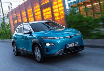 Kia et Hyundai corrigent l'autonomie des e-Niro et Kona Electric #1
