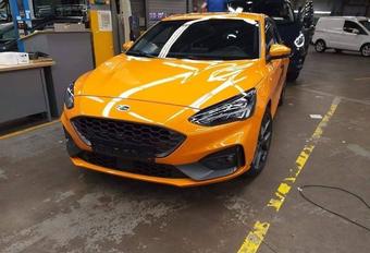 Gelekt: de nieuwe Ford Focus ST! #1