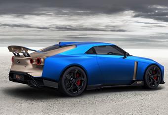 Productieversie van Nissan GT-R50 kost 990.000 euro #1
