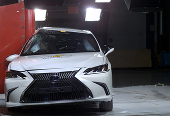 EuroNCAP: de veiligste auto's van 2018 #1