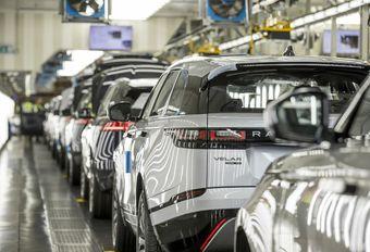 Jaguar Land Rover overweegt ontslaggolf #1