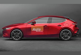 Wat als… de Mazda 3 geen bochel had? (+ prijs!) #1