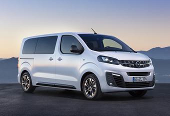 Nieuwe Opel Zafira Life is slechte aprilgrap #1