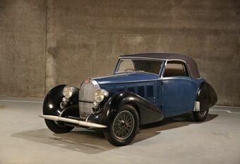 3 Bugatti sorties d'une grange en Belgique #1