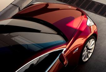 Tesla op het Autosalon van Brussel 2019: Model 3 vervoegt S en X #1