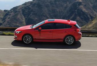 Subaru op het Autosalon brussel 2019: Beter uitgerust #1