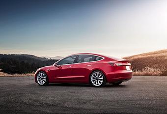 Tesla op het Autosalon Brussel 2019: Daar is 'm, daar is 'm! #1