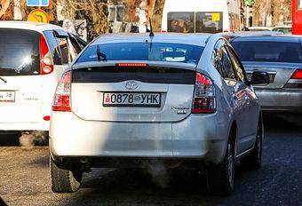 De Toyota Prius: koning in Mongolië #1