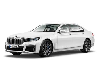 Facelift BMW 7-Reeks lekt uit - Update #1