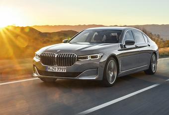 Facelift BMW 7 Reeks: meer dan een nieuwe neus #1