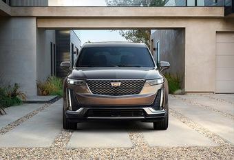Cadillac XT6 houdt het klassiek #1