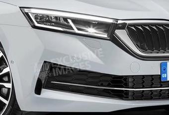 Skoda Octavia: in 2019 omgevormd tot coupé-berline? #1