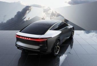 Nissan IMs Sports Sedan Concept is eens geen SUV #1