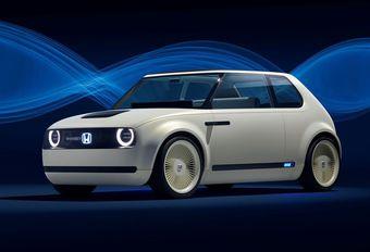 Honda gaat elektrisch model presenteren in Frankfurt #1