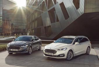 Ford Mondeo 2019 : aussi en hybride #1