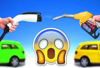 Is de toekomst van de elektrische wagen wel zo rooskleurig? #1